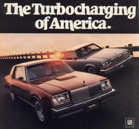 BEFORE BLACK - About the 1978-83 Buick Turbo V6