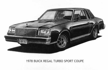 Before Black Turbo Regal