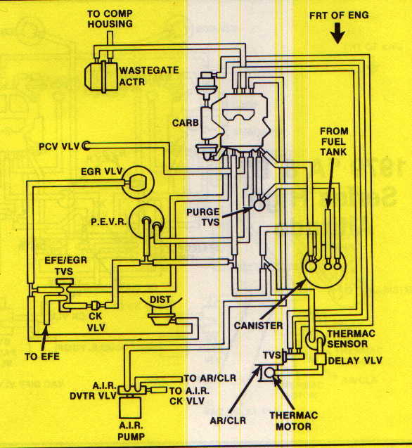 Surprising Buick 231 V6 Vacuum Diagram Wiring Diagram Wiring Cloud Hisonuggs Outletorg